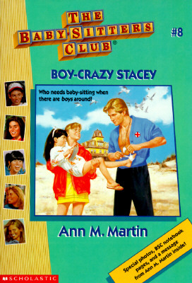 Boy-Crazy Stacey Cover Image