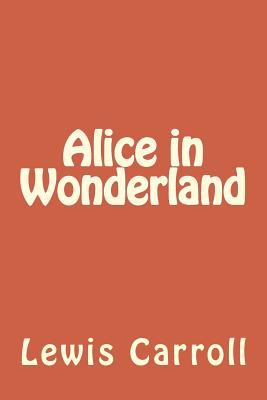 Alice in Wonderland Cover Image