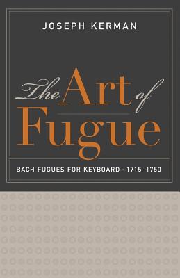 The Art of Fugue Cover