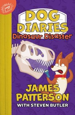 Dog Diaries: Dinosaur Disaster Cover Image