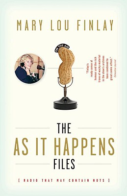 The as It Happens Files Cover