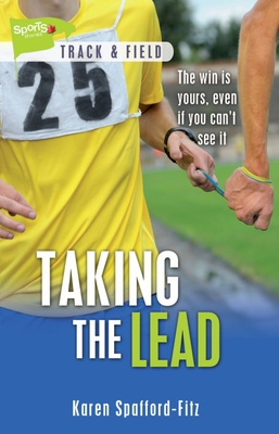 Cover for Taking the Lead (Lorimer Sports Stories)