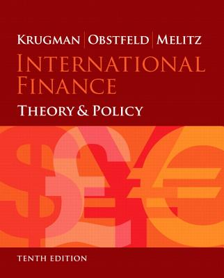 International Finance: Theory and Policy Cover Image