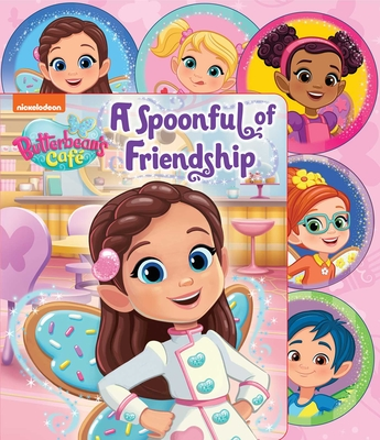 Nickelodeon Butterbean's Café: A Spoonful of Friendship (Sliding Tab) Cover Image
