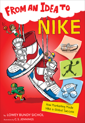 From an Idea to Nike: How Marketing Made Nike a Global Success Cover Image