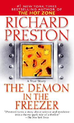 The Demon in the Freezer: A True Story Cover Image