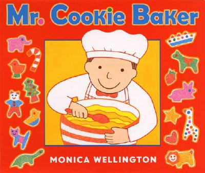 Mr. Cookie Baker Cover