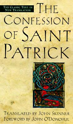 The Confession of Saint Patrick Cover