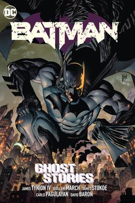 Batman Vol. 3: Ghost Stories Cover Image