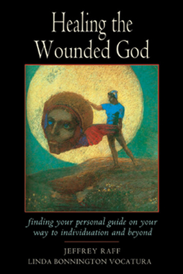 Cover for Healing the Wounded God