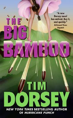 The Big Bamboo (Serge Storms #8) Cover Image