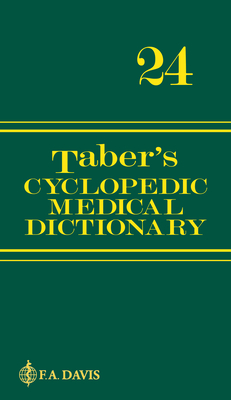 Taber's Cyclopedic Medical Dictionary (Deluxe Gift Version) Cover Image