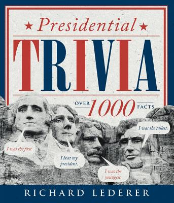 Presidential Trivia 3rd Edition Cover Image