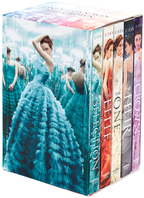 The Selection 5-Book Box Set: The Complete Series Cover Image