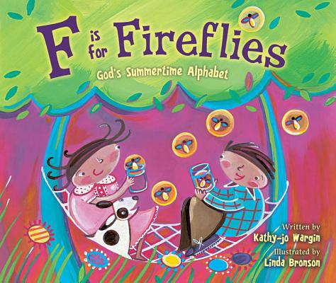 F Is for Fireflies Cover