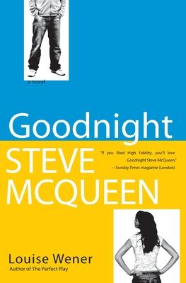 Goodnight Steve McQueen Cover