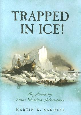 Trapped in Ice! Cover