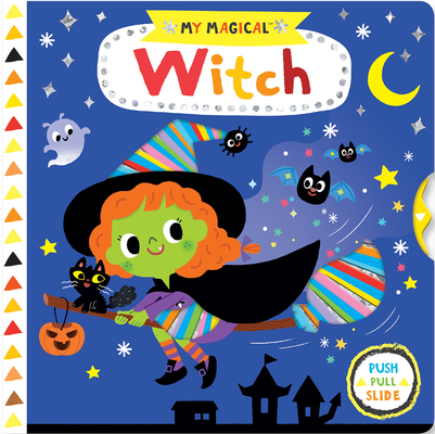 My Magical Witch (My Magical Friends) Cover Image