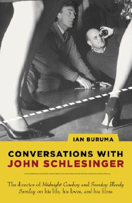 Conversations with John Schlesinger Cover