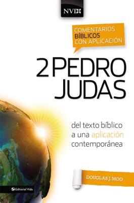 Comentario Bíblico Con Aplicación NVI 2 Pedro Y Judas: del Texto Bíblico a Una Aplicación Contemporánea Cover Image