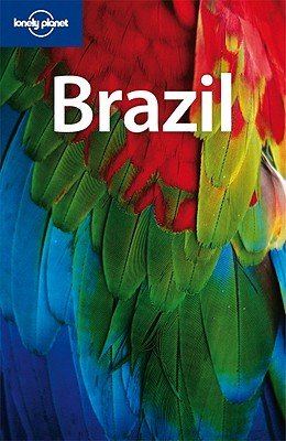 Lonely Planet Brazil Cover Image