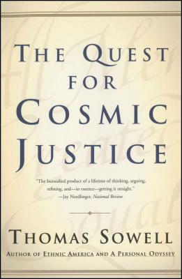 The Quest for Cosmic Justice Cover