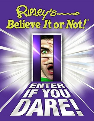 Ripley's Believe It or Not! Enter If You Dare Cover
