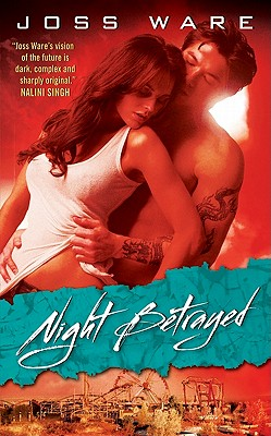 Night Betrayed Cover