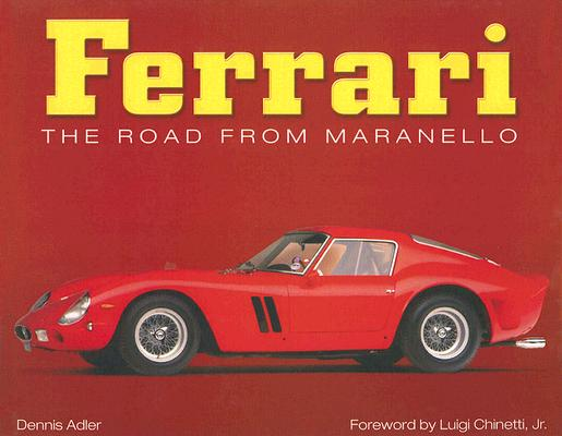 Ferrari: The Road from Maranello Cover Image