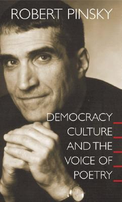 Democracy, Culture and the Voice of Poetry Cover