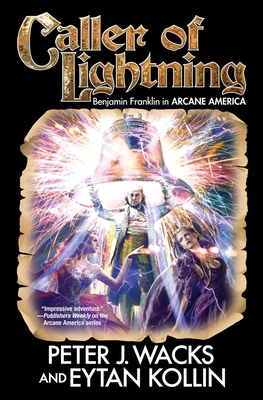 Caller of Lightning (Arcane America #3) Cover Image