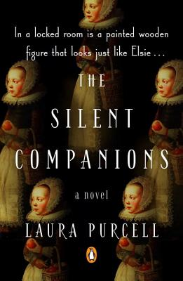 The Silent Companions: A Novel Cover Image