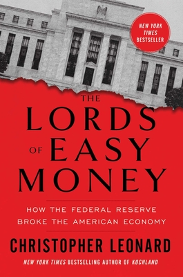 Cover for The Lords of Easy Money