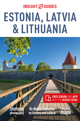 Insight Guides Estonia, Latvia & Lithuania (Travel Guide with Free Ebook) Cover Image