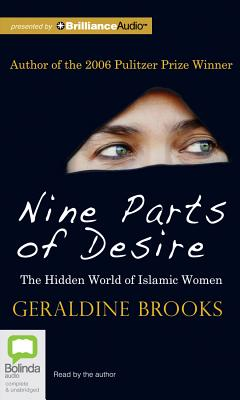 Nine Parts of Desire: The Hidden World of Islamic Women Cover Image