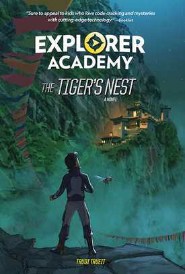 Explorer Academy: The Tiger's Nest (Book 5) Cover Image