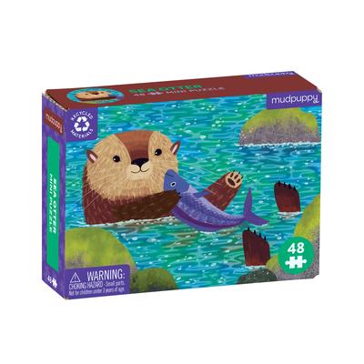 Puz 48 Mini Sea Otter Cover Image