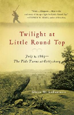 Twilight at Little Round Top: July 2, 1863: The Tide Turns at Gettysburg Cover Image