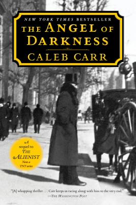 The Angel of Darkness (The Alienist Series #2) Cover Image