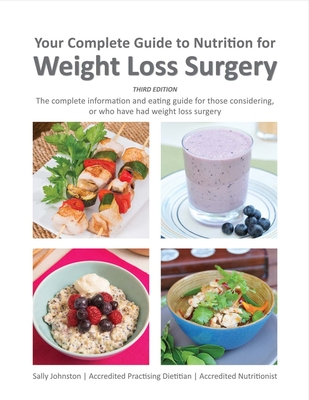 Your Complete Guide to Nutrition for Weight Loss Surgery Cover Image