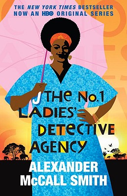 The No. 1 Ladies' Detective Agency (Movie Tie-in Edition) Cover