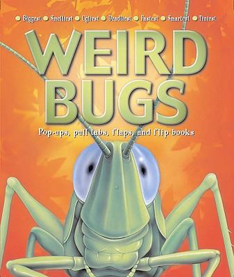 Weird Bugs Cover