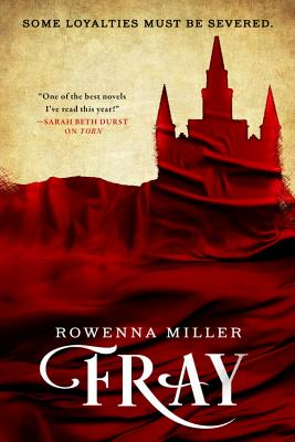 Cover for Fray (The Unraveled Kingdom #2)