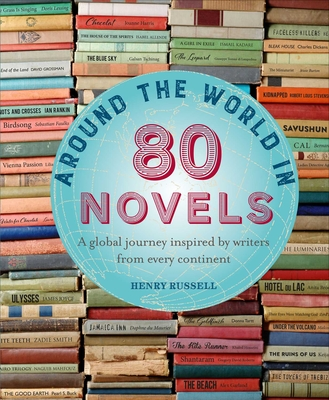 Cover for Around the World in 80 Novels
