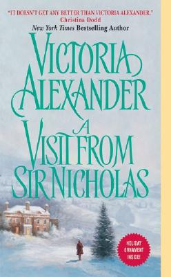 A Visit from Sir Nicholas (Avon Historical Romance) Cover Image