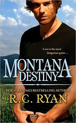 Cover for Montana Destiny (McCords #2)