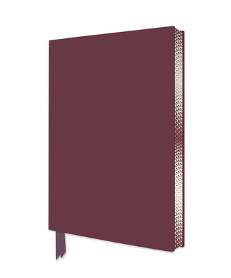 Mahogany Artisan Notebook (Flame Tree Journals) (Artisan Notebooks) Cover Image