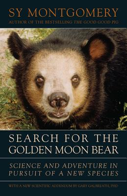 Search for the Golden Moon Bear Cover
