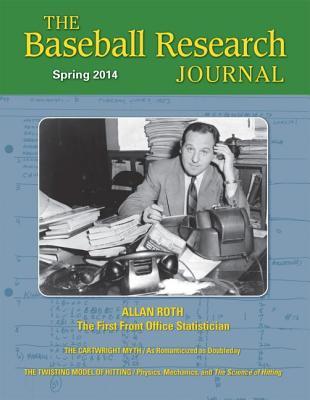 Baseball Research Journal (BRJ), Volume 43 #1 Cover Image