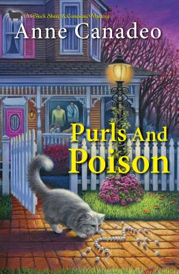 Purls and Poison (A Black Sheep & Co. Mystery #2) Cover Image